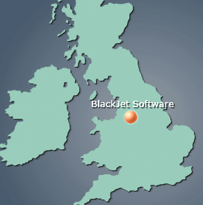 BlackJet Software, Manchester, UK